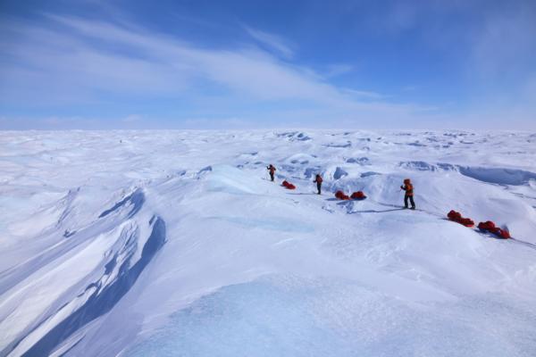 Grönlanti Greenland retkikunta