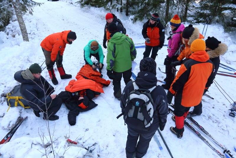 Ilmainen hiihtovaellus luento!